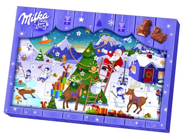 Odkryj z Milką magię świątecznych przygotowań!