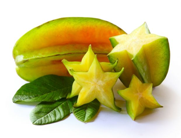 Karambola - zdradliwy owoc