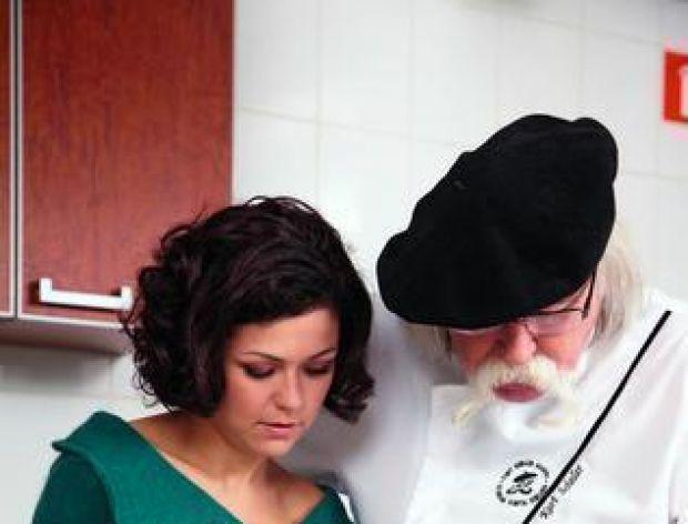 Kasia i Kurt gotują: Pstrąg z cytrusową nutą