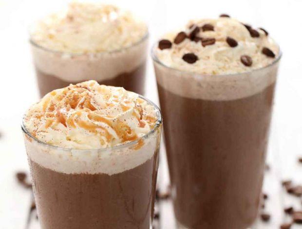 Jak zrobić kawę mrożoną z lodami?