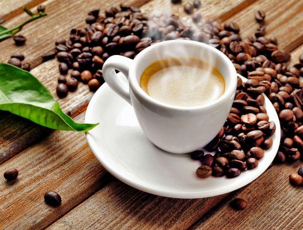 Przyjmujemy gości kawą