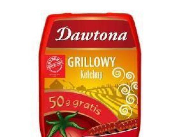 Ketchup grillowy Dawtona