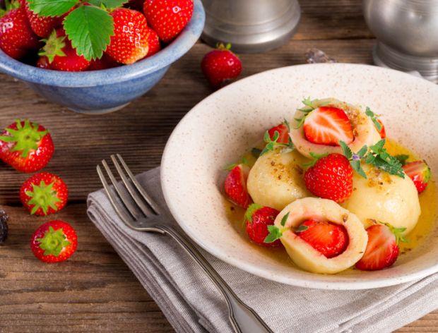 Jak zrobić knedle z owocami?