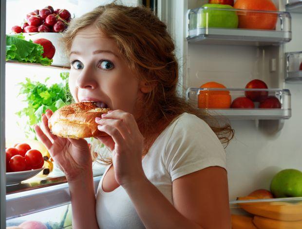 Jak powstrzymać chęć jedzenia?