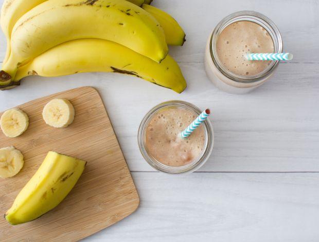 Jak zrobić koktajl bananowy?