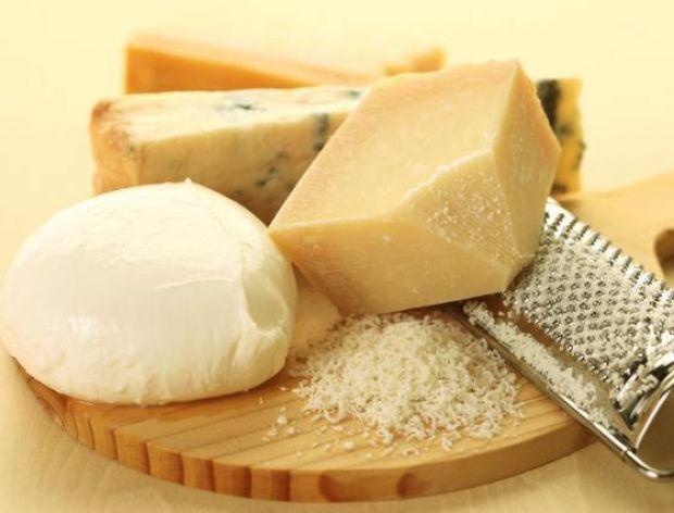 Kolejny włoski ser z Chronioną Nazwą Pochodzenia