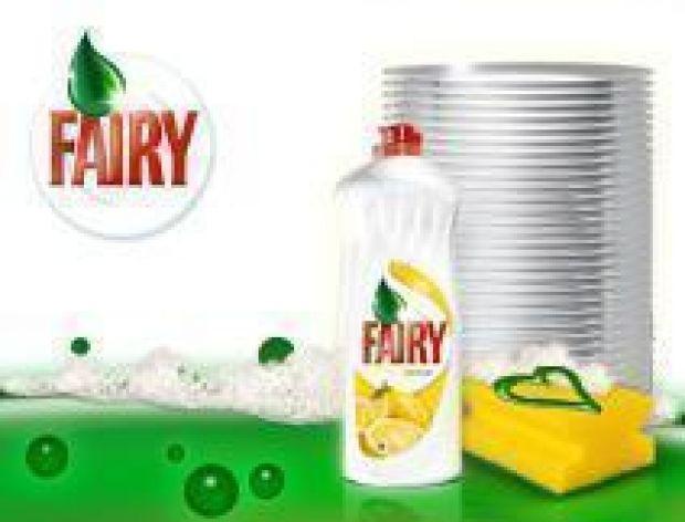 """Konkurs """"Fairy-grillowanie w czystym stylu""""!"""