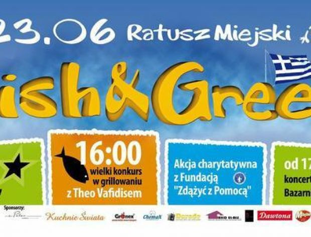 Konkurs kulinarny Fish&Greek