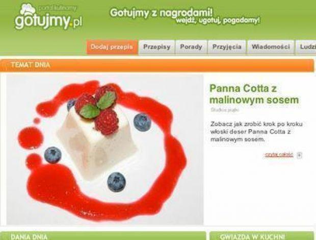 Konkurs - Znam serwis gotujmy.pl