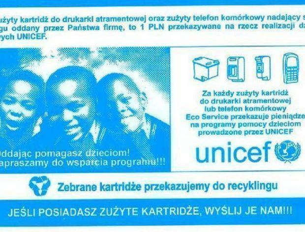 Koperta nadziei od UNICEF