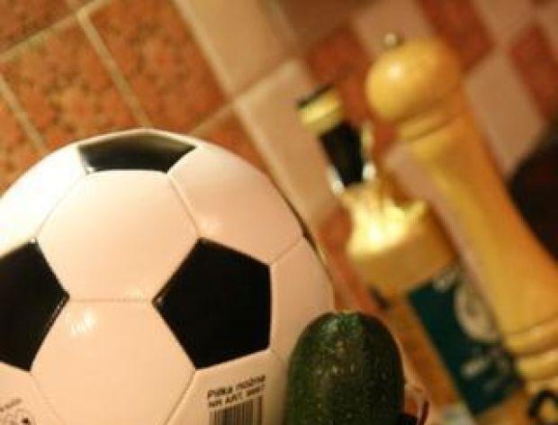 Kuchnia dla piłkarzy na Euro 2012