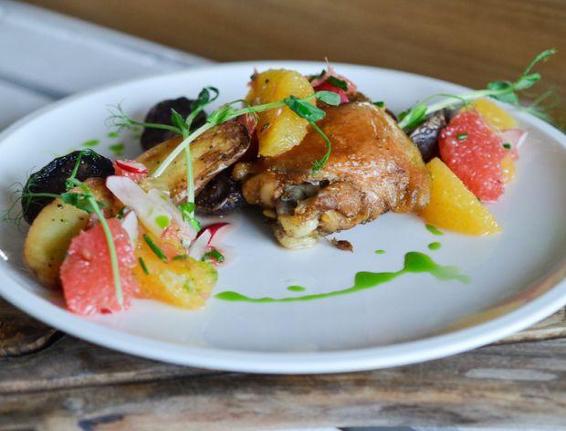 Odkryj lekką kuchnię wraz z Kurczakiem Zagrodowym!