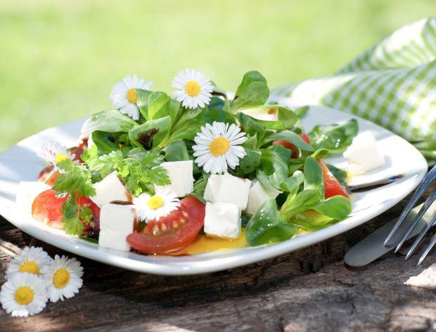 Dlaczego warto jeść... kwiaty?