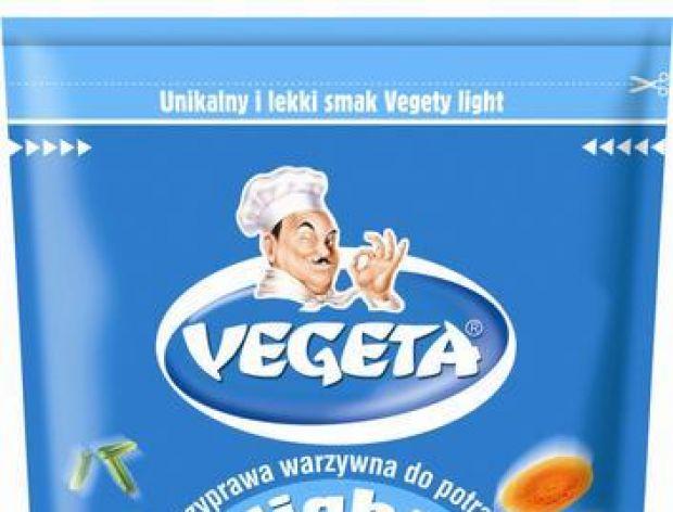 Lekko, bo z Vegetą Light