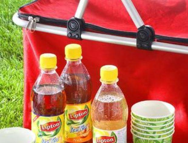 Lipton Ice Tea wyróżniona