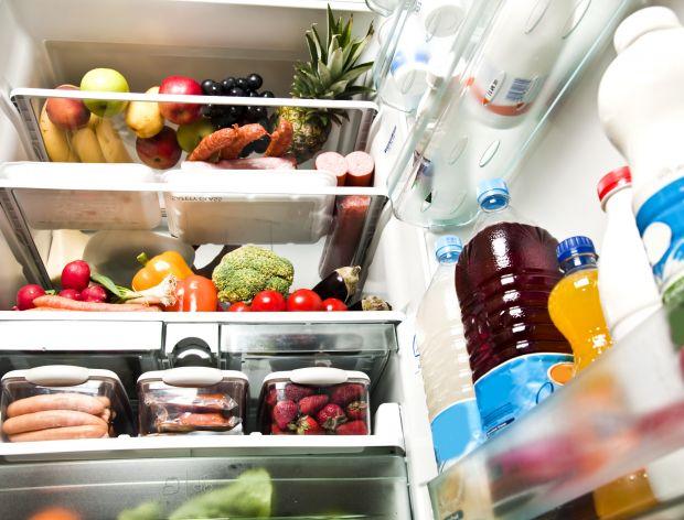 Poświąteczne porządki w lodówce