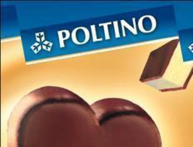 Lody sernikowe w polewie czekoladowej