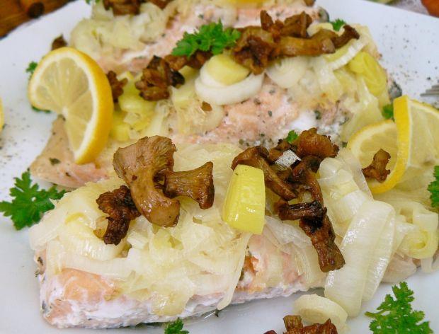 Ksiązka kucharska - Dania z ryb bez ości