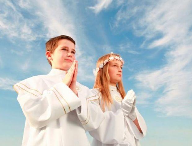 Majowy Dzień Komunii Świętej