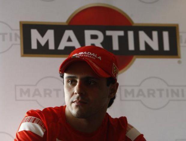 Martini wspiera Ferrari