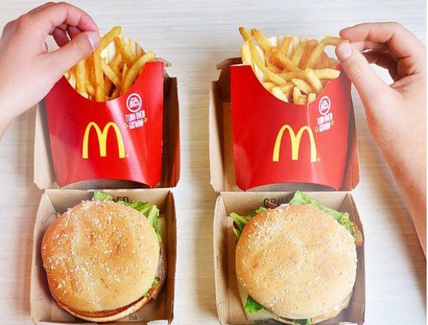 W Watykanie otwarto McDonald's