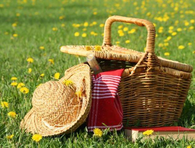 Menu na przyjęcie a' la piknik