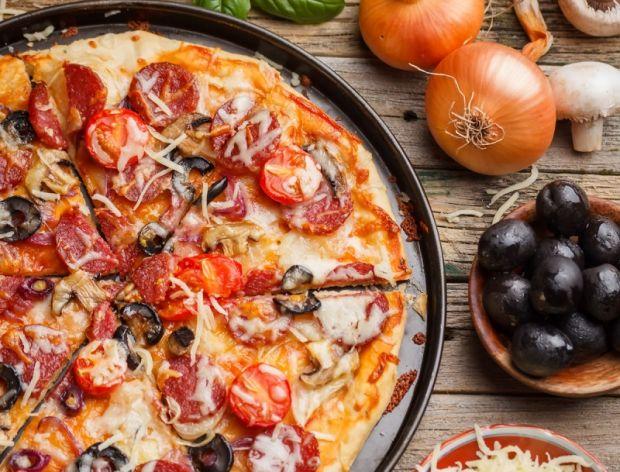 Październik miesiącem pizzy
