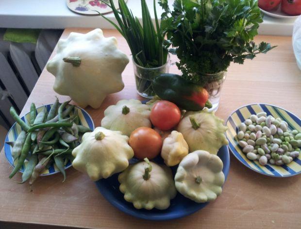 Mieszanka warzywna do mrożenia na zupy