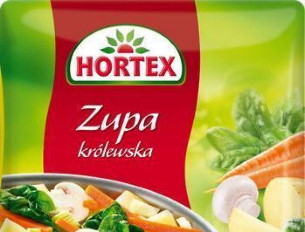Mieszanki warzywne i zupy Hortex