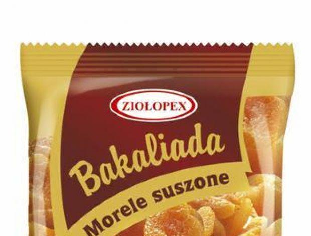Morele suszone  Bakaliada od  Ziołopeksu