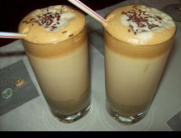 Mrożona kawa na upały