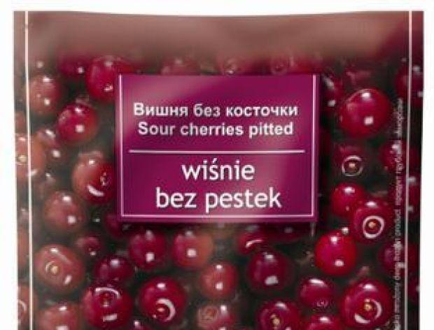 Mrożone wiśnie bez pestek