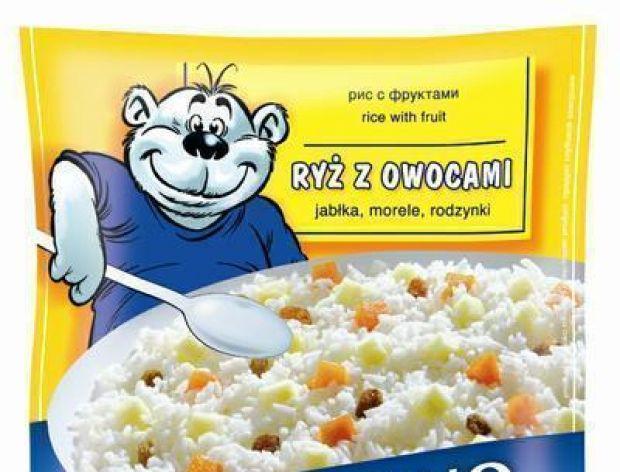Mrożonki z ryżem