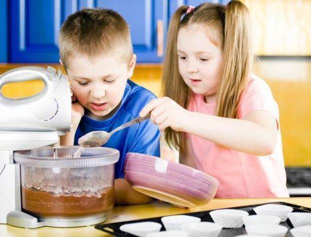 Muffiny dla dzieci na wiele sposobów