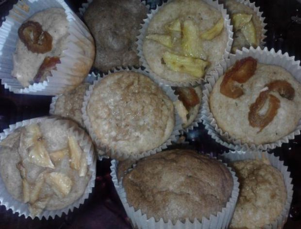 Muffiny w różnych smakach