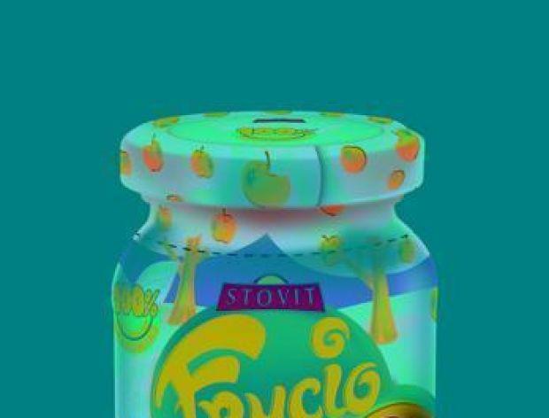Musy owocowe Frucio
