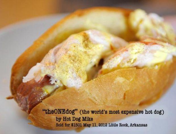 Najdroższy hot dog świata (jeszcze jeden!)