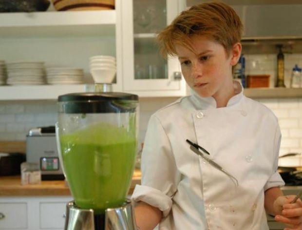 Najmłodszy szef kuchni - Flynn McGarry