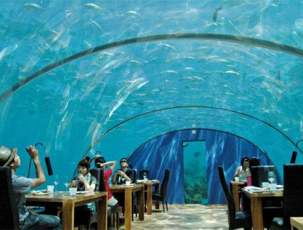 Niesamowite restauracje