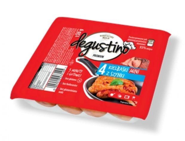 Nowe Degustino z szynki