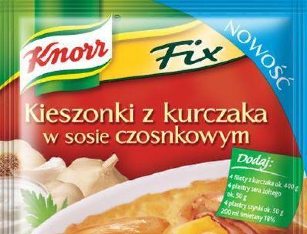 Nowe Fixy Knorr na niebanalny obiad