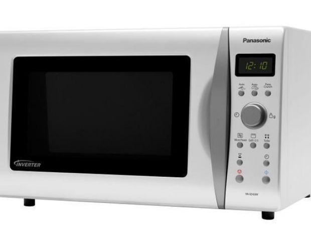 Nowe kuchenki mikrofalowe Panasonic