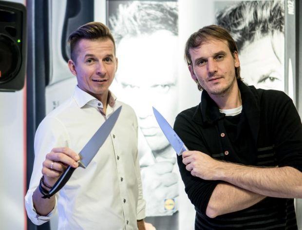 Nóż szefa za zakupy w Lidlu!