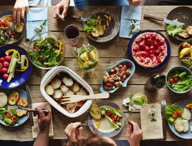 Pomysły na letni obiad