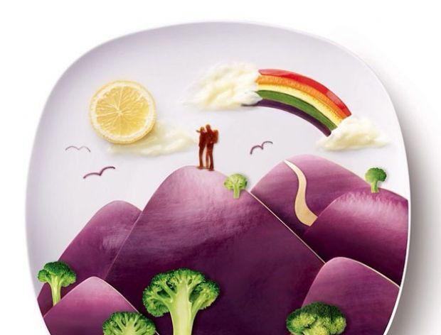 Obrazki z jedzenia