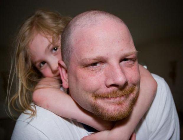 Ojciec mówi do córki