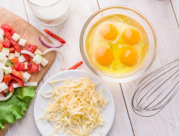 Jak zrobić omlet z serem?