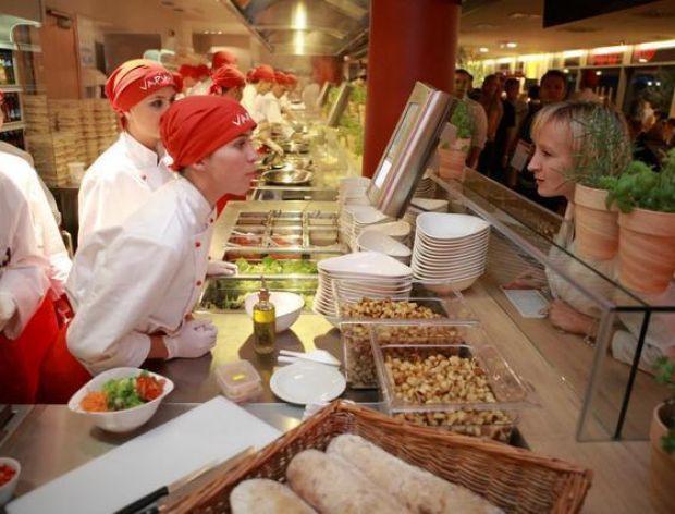 Otwarcie restauracji Vapiano w Warszawie