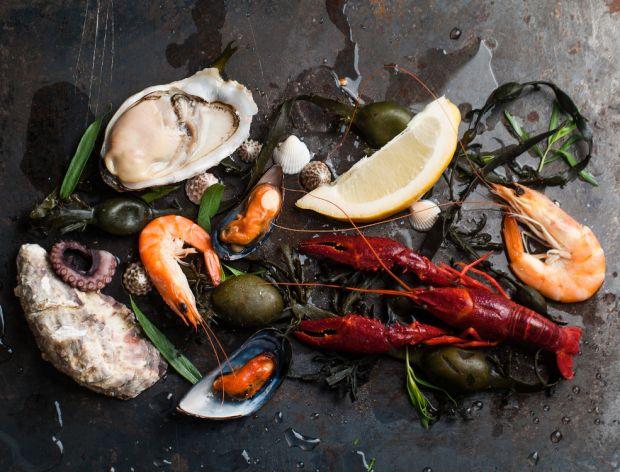 Jak należy jeść owoce morza?