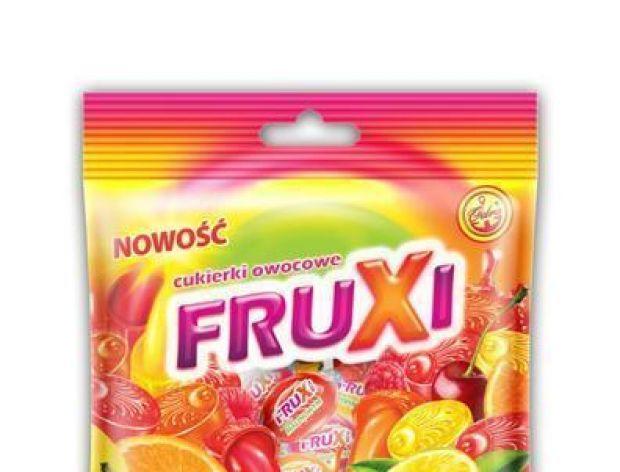 Owocowe karmelki Fruxi